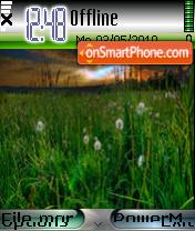 Nature 05 es el tema de pantalla