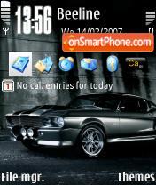 Shelby theme screenshot