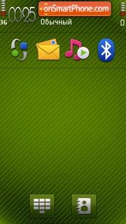 Green Line Di tema screenshot