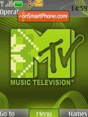 MTV theme screenshot