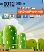 Super Mario 08 theme screenshot