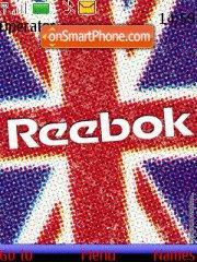 Reebok classic es el tema de pantalla