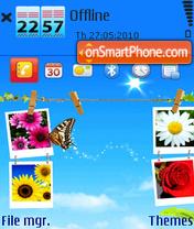 Capture d'écran Guahua Q icon v3 thème