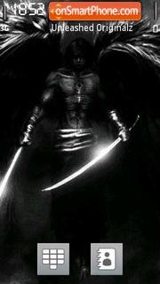 Dark Angel 11 theme screenshot