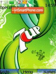 7 Up Theme theme screenshot