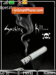 Smoking Kill es el tema de pantalla