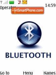 Super Bluetooth tema screenshot