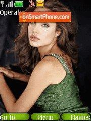 Angelina Jolie 14 es el tema de pantalla