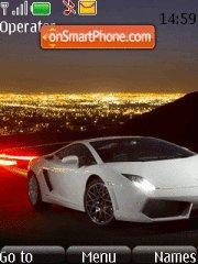 Lamborghini 29 theme screenshot