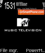 Mtv 04 es el tema de pantalla