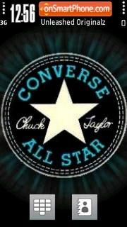 Скриншот темы Converse 06