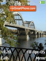 Rybinsk es el tema de pantalla