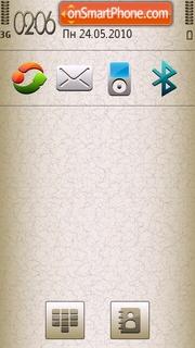 Marble 01 theme screenshot