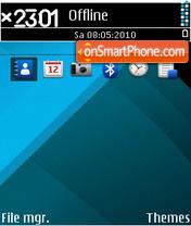 My Dark theme screenshot