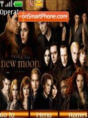 New Moon theme screenshot
