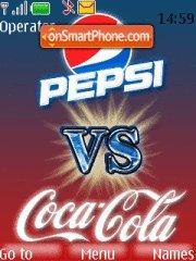 Pepsi Vs Coca Cola es el tema de pantalla