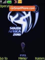 World Cup 2010 04 theme screenshot