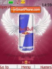 Red Bull 05 theme screenshot