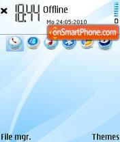 Natural 01 theme screenshot