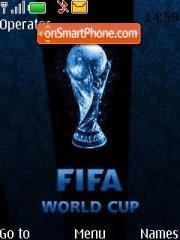Worldcup 2010 01 theme screenshot