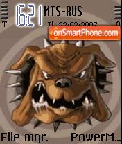 Maddog Animated theme screenshot