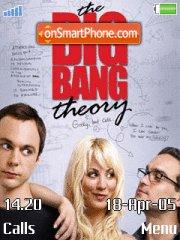 The Big Bang Theory es el tema de pantalla