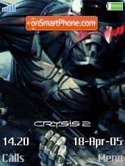 Crysis 2 es el tema de pantalla