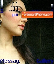 Hansika6 theme screenshot