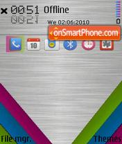 Symbian pack theme screenshot