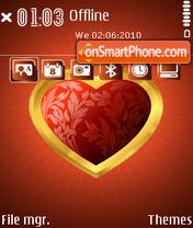 Love 2017 theme screenshot