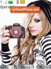 Avril Lavigne Screenshot
