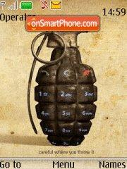Nokia Mp3 Bomb es el tema de pantalla