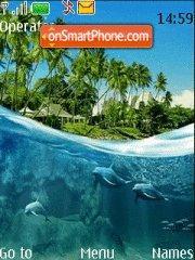 Island View theme screenshot