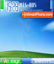 XPSP2 Full Versin theme screenshot