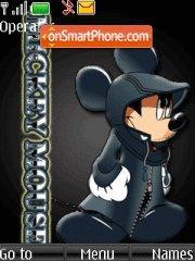 Скриншот темы Mickey Mouse 13