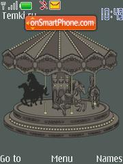 Carousel theme screenshot