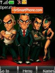 Mafia theme screenshot