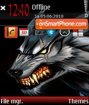 Wolf 05 theme screenshot