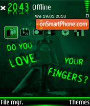 Phoneguard es el tema de pantalla