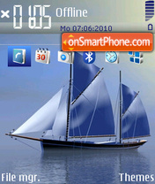 Boat 04 tema screenshot