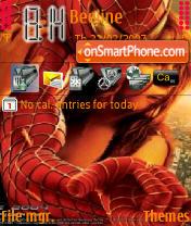 Spiderman 01 theme screenshot