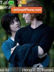 Capture d'écran The Twilight saga Eclipse. Cullens thème