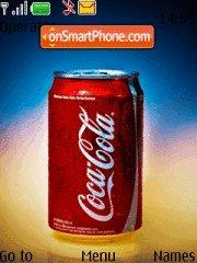 Coca Cola light es el tema de pantalla