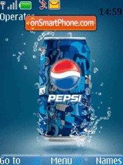Pepsi theme screenshot