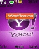 Yahoo 05 es el tema de pantalla