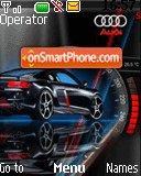 Audi Wid Bass theme screenshot