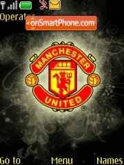 Manchester United Theme-Screenshot