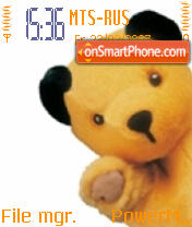 Sooty And Friends theme screenshot