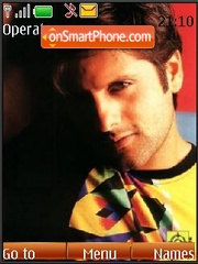 Fardeen Khan theme screenshot
