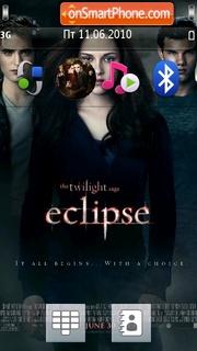 Twilight Saga 01 es el tema de pantalla
